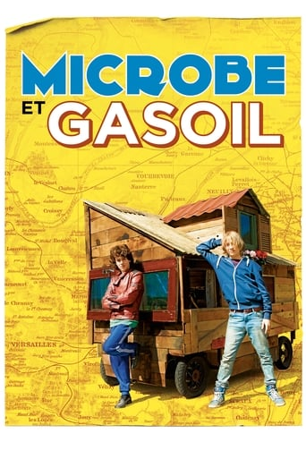 Image du film Microbe et Gasoil