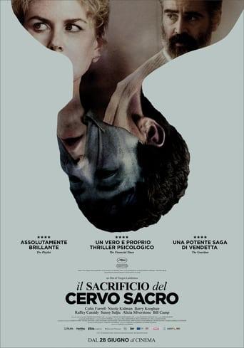 Poster of Il sacrificio del cervo sacro