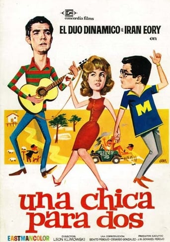 Poster of Una chica para dos