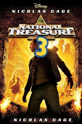 Poster of National Treasure 3