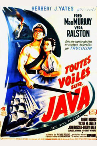 Poster of Fair Wind to Java