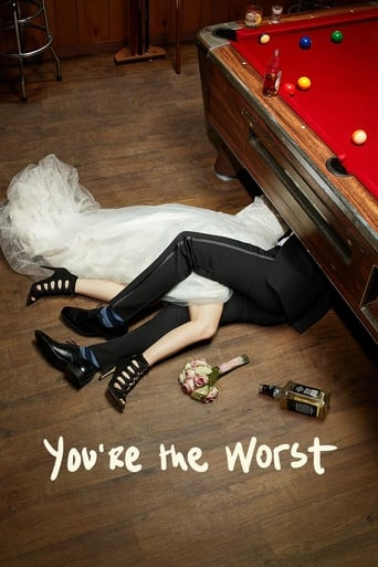 Poster of You're the Worst