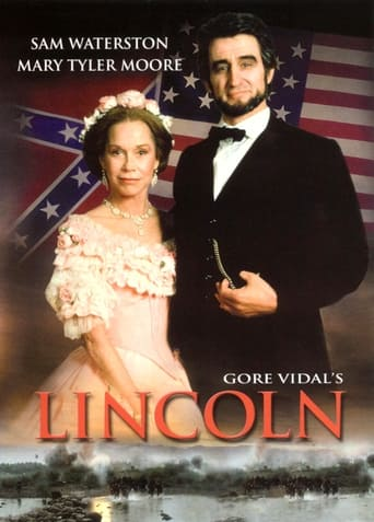 Poster of Lincoln