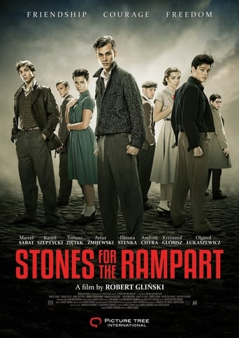 Poster of Stones for the Rampart