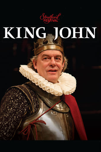 Poster of King John