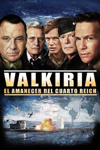 Poster of Valkiria: El amanecer del Cuarto Reich
