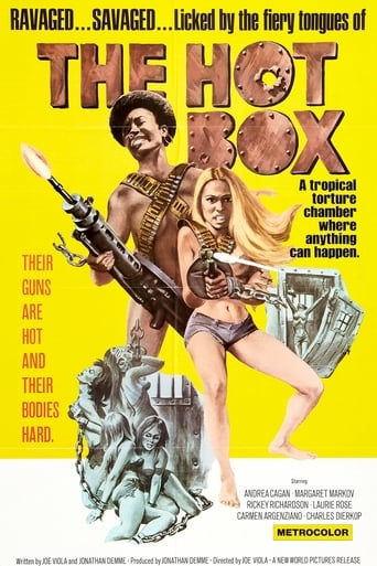 Poster of The Hot Box