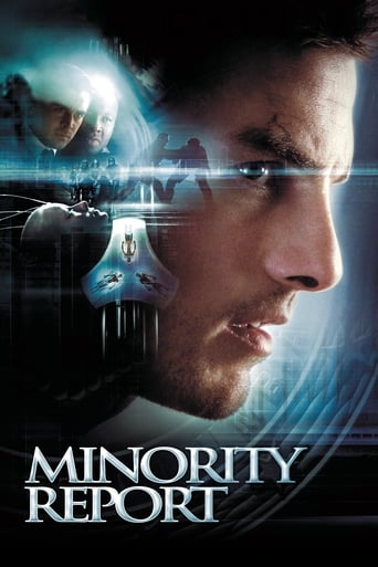 Poster of Minority Report