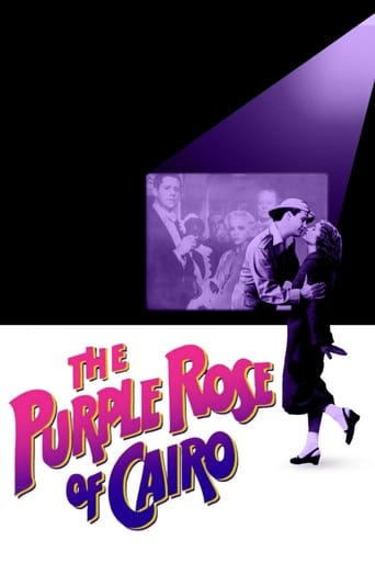 Poster of The Purple Rose of Cairo