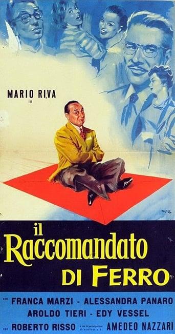 Poster of Il raccomandato di ferro