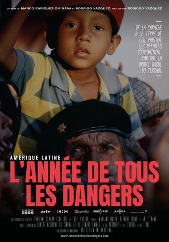 Poster of Amérique latine, l'année de tous les dangers