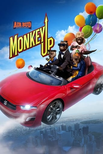 Poster of Monkey Up