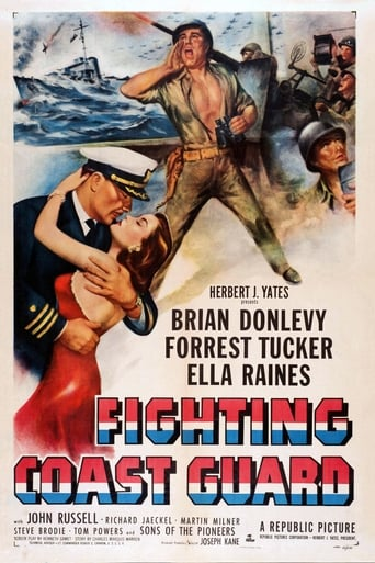 Poster of Fighting Coast Guard