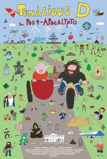 Poster of Tenacious D: Post-Apocalypto