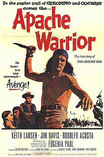 Poster of Apache Warrior