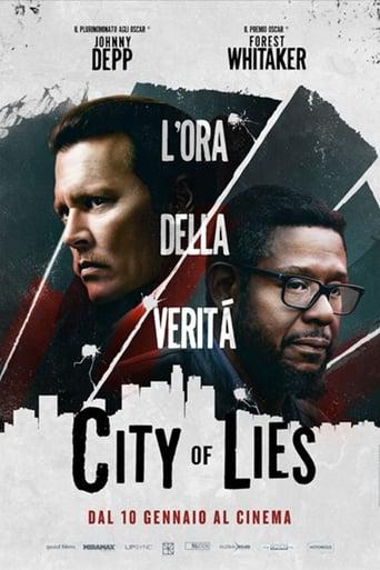 Poster of City of Lies - L'ora della verità