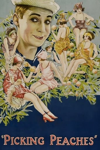 Poster of Picking Peaches