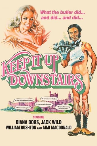 Poster of Keep It Up Downstairs