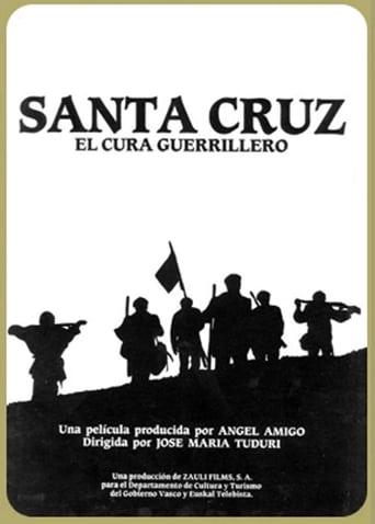 Poster of Santa Cruz, the guerrilla priest