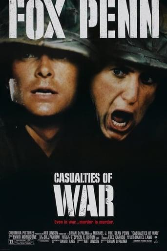 Poster of Casualties of War
