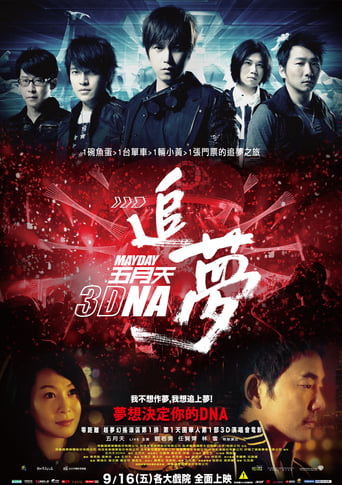 Poster of Mayday 3DNA