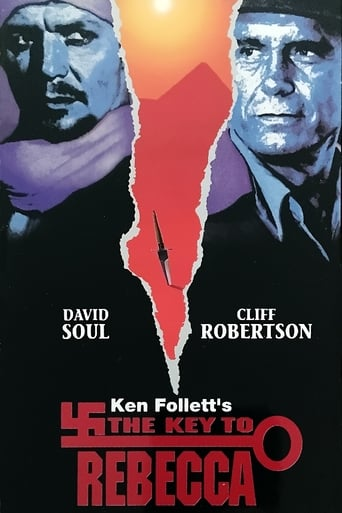 Poster of The Key to Rebecca