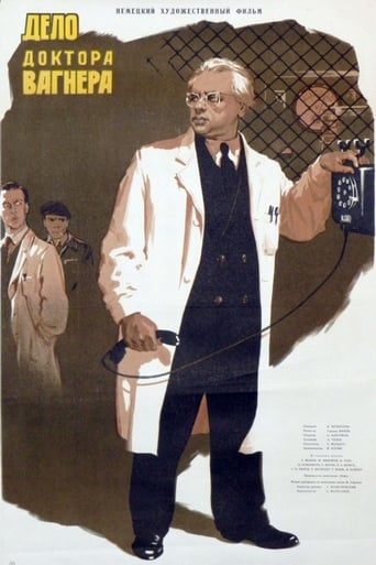 Poster of The Case of Dr Wagner