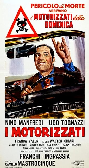 Poster of I motorizzati