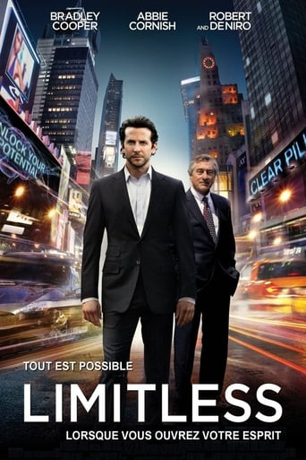 Poster of Limitless