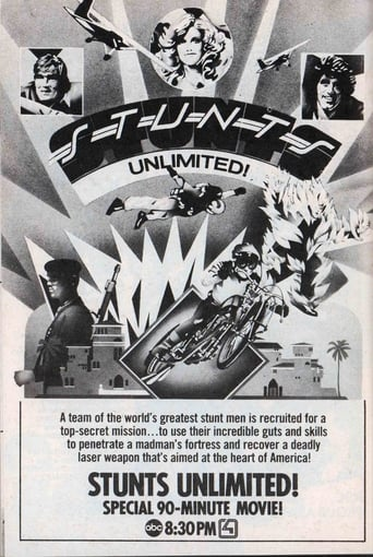 Poster of Stunts Unlimited