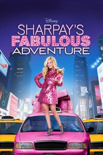 Poster of Sharpay's Fabulous Adventure