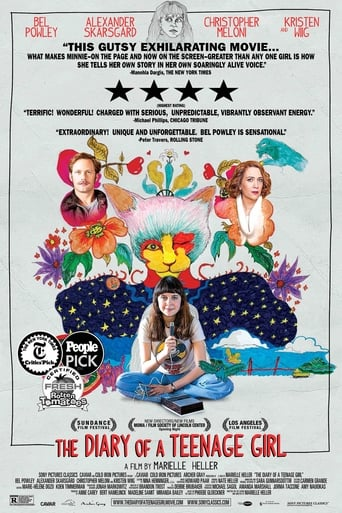 Poster of The Diary of a Teenage Girl