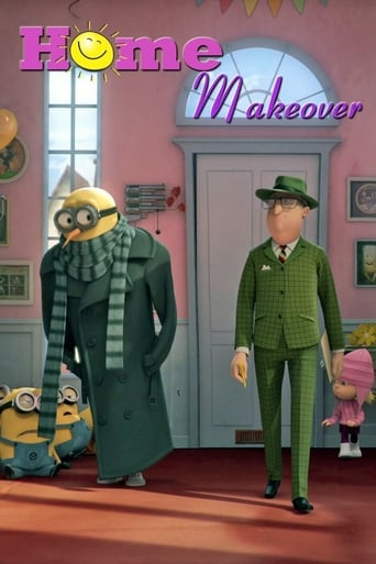 Poster of Minions: Home Makeover