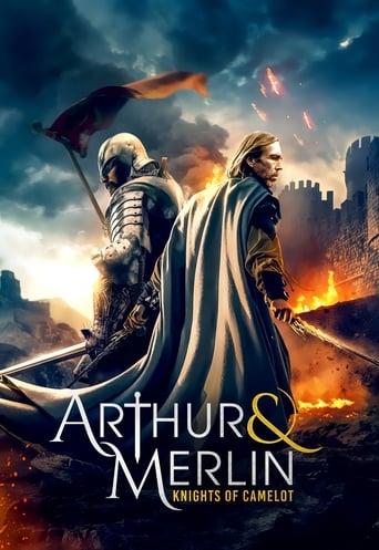 Poster of Arthur & Merlin: Knights of Camelot