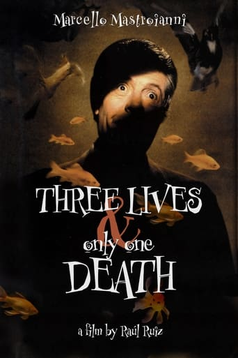 Poster of Three Lives and Only One Death