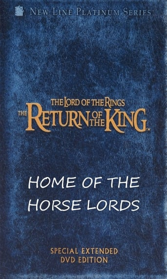 Poster of Home of the Horse Lords
