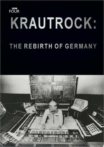 Poster of Krautrock : The Rebirth of Germany