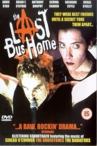 Poster of The Last Bus Home