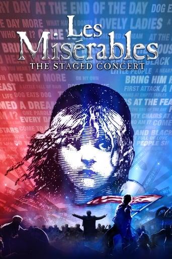 Poster of Les Misérables: The Staged Concert