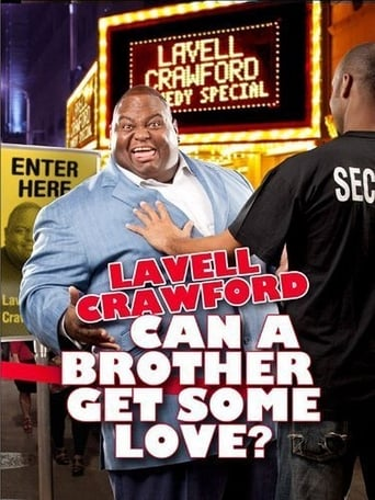 Poster of Lavell Crawford: Can a Brother Get Some Love?