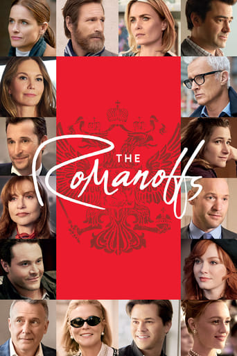 Poster of The Romanoffs