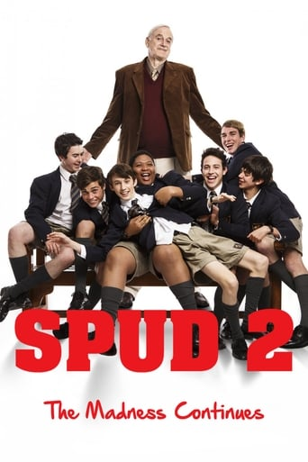 Poster of Spud 2: The Madness Continues