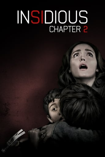 Poster of Insidious: Chapter 2