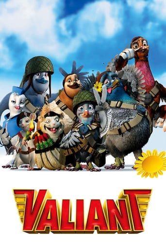 Poster of Valiant