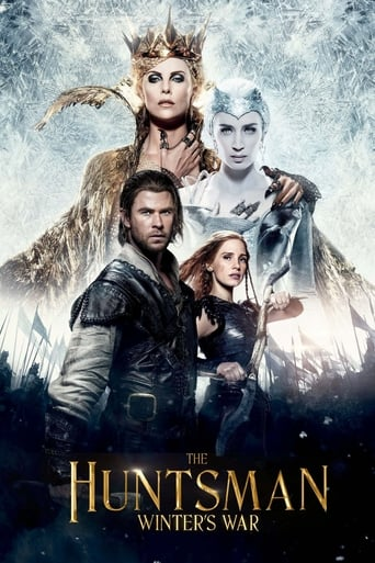 Poster of The Huntsman: Winter's War