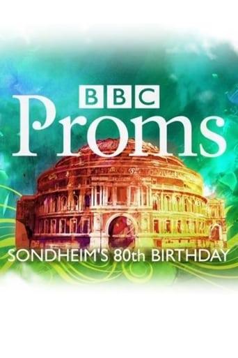 Poster of BBC Proms: Sondheim's 80th Birthday