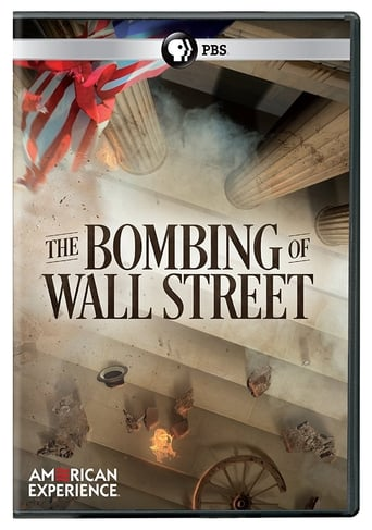 Poster of American Experience: The Bombing of Wall Street