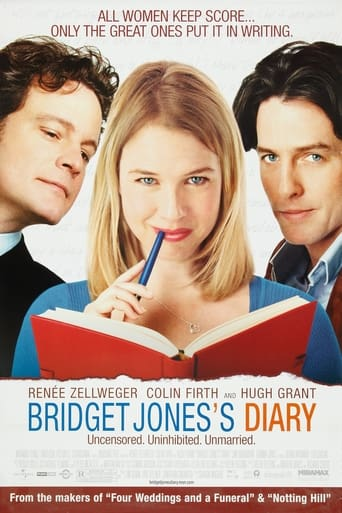 Poster of Bridget Jones's Diary