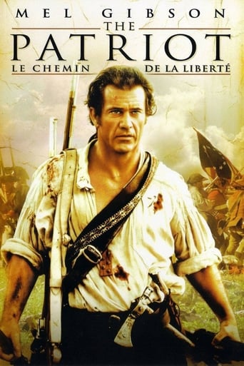 Poster of The patriot, Le chemin de la liberté