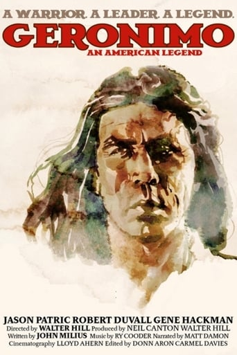 Geronimo: An American Legend